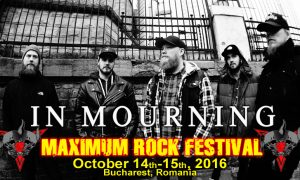 In Mourning-Maximum Rock