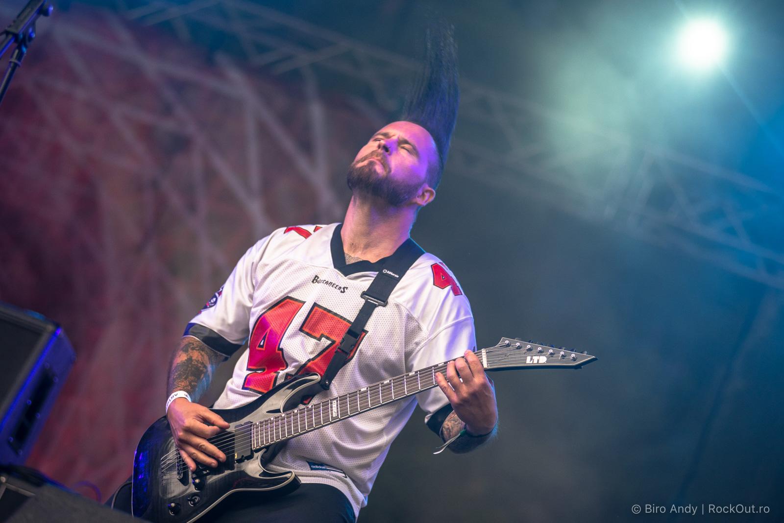 Rockstadt Extreme Fest Day 1 -4